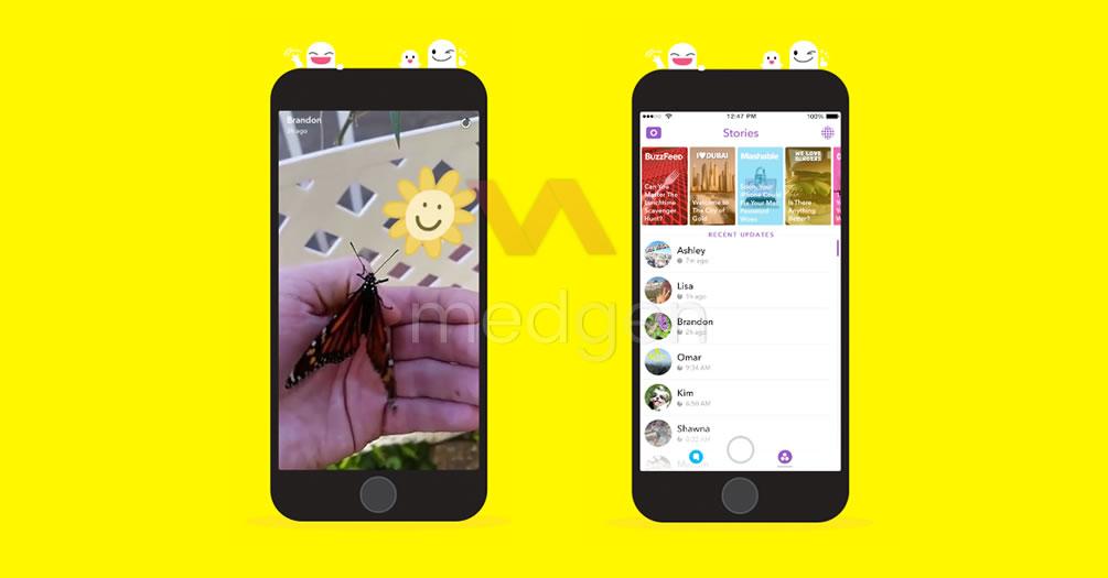 Snapchat Gizlice Ekran Görüntüsü Nasıl Alınır?