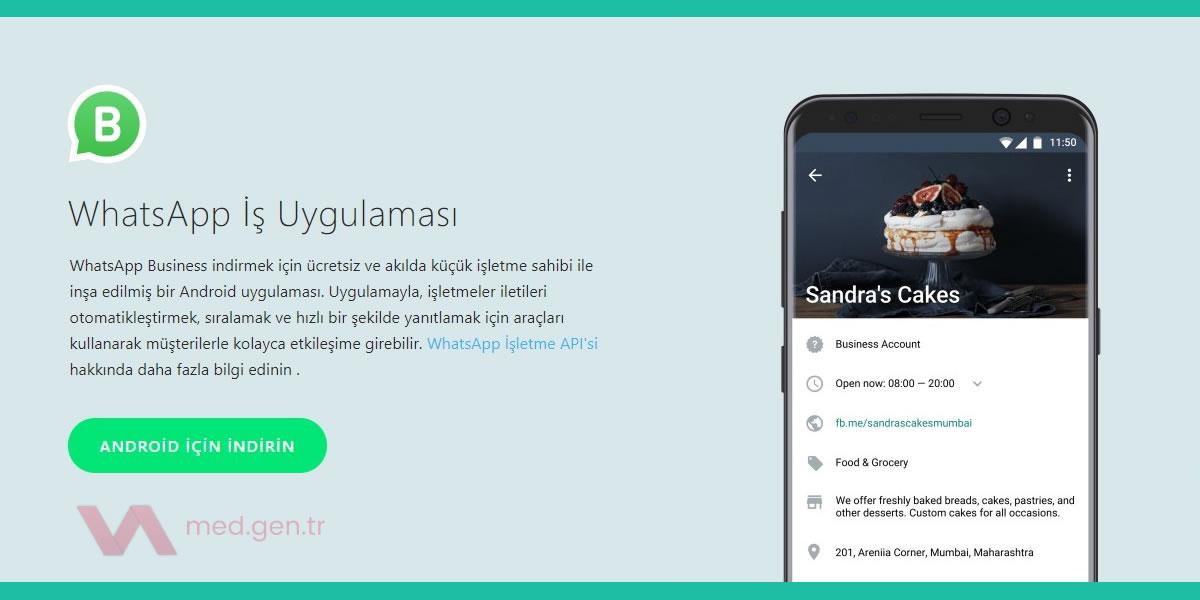 Bir Telefondan İki Farklı Whatsapp Kullanmak – Bussiness