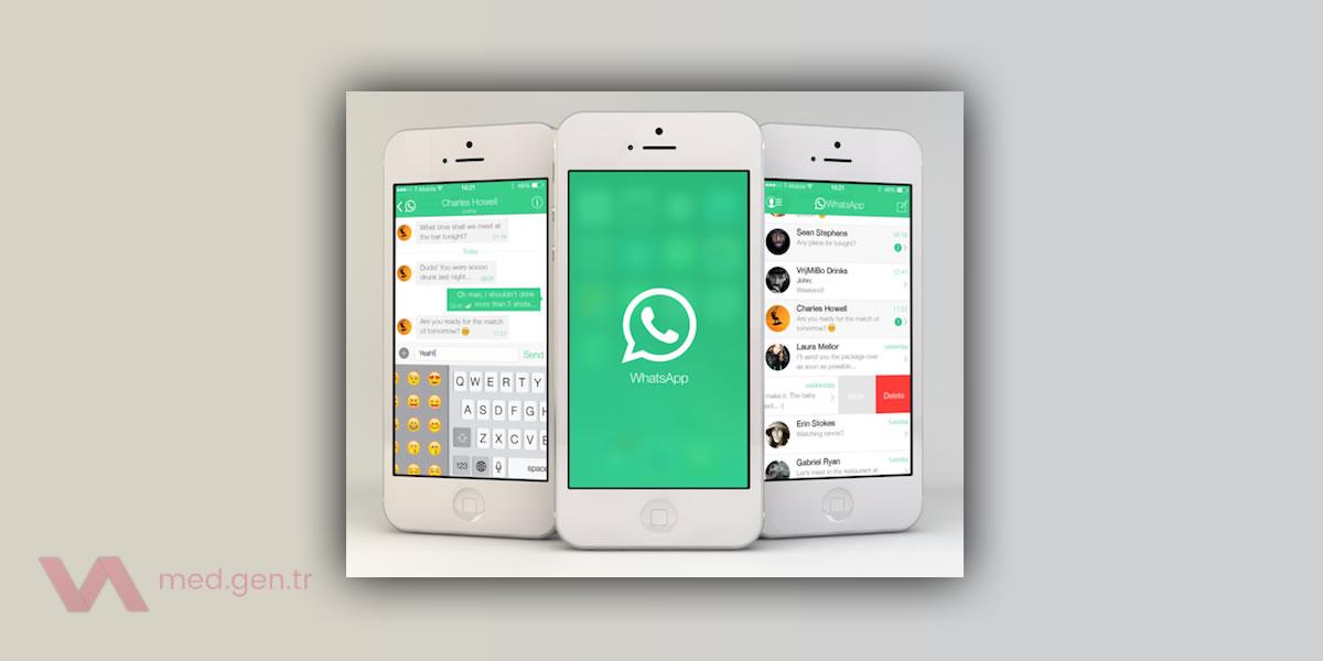 iPhone Telefonlarda İki Whatsapp Kullanmak