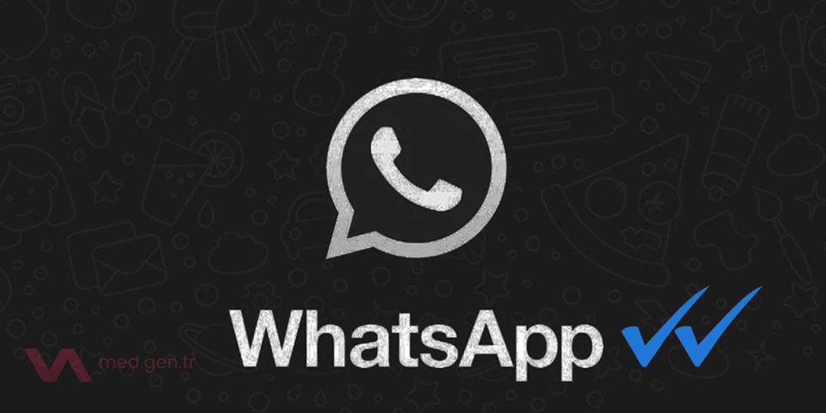 Mavi Tik Gitmeden, Görüldü Yapmadan Whatsapp Mesaj Okuma