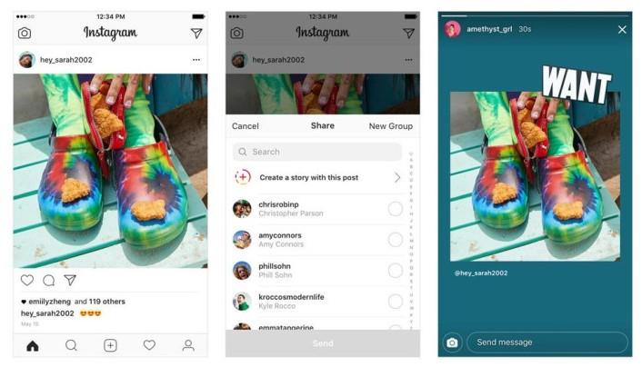 Instagram Paylaşımlarını ve Hikayelerini Kendi Hikayemde Nasıl Paylaşırım?