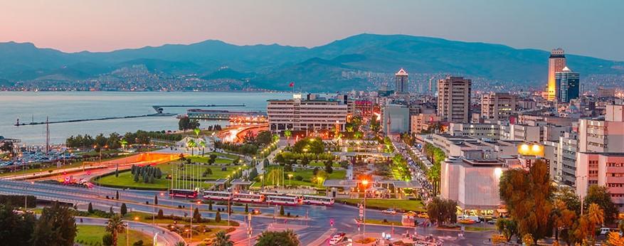 İzmir Hava Durumu 15 Günlük