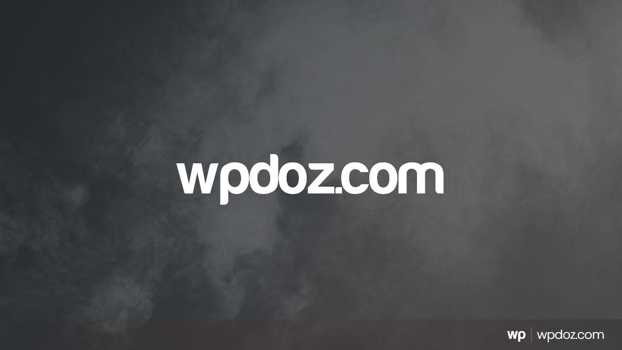 WordPress Rehberi ile Ücretsiz WordPress Dersleri